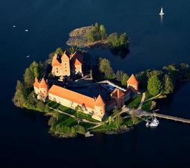 atrakcje Litwa